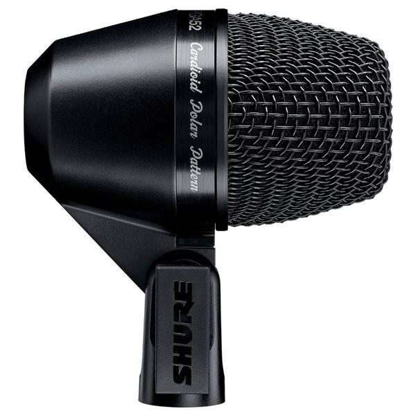 Инструментальный микрофон Shure PGA52-XLR инструментальный микрофон shure pga98d xlr