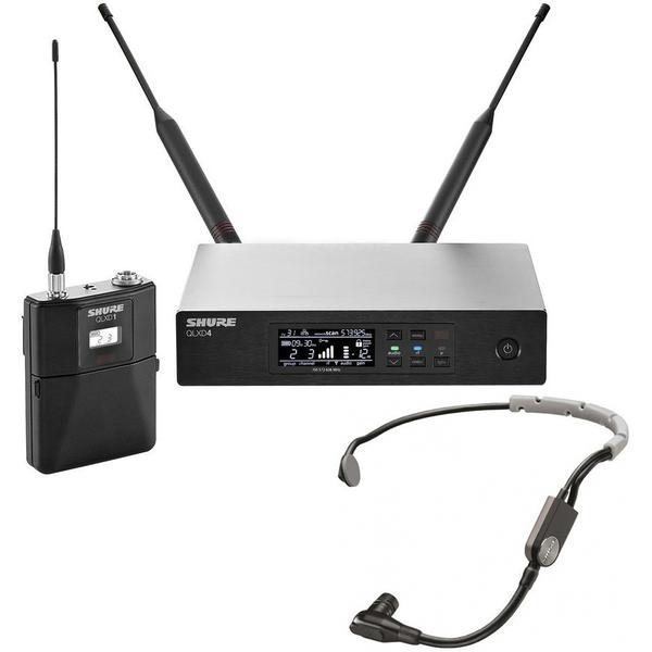 Радиосистема Shure QLXD14E/SM35 P51 цена и фото