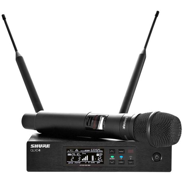 Радиосистема Shure QLXD24E/KSM9 G51 цена и фото