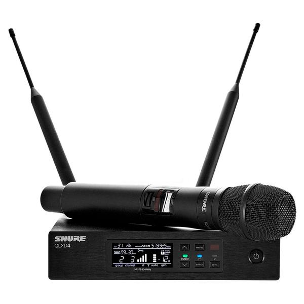Радиосистема Shure QLXD24E/KSM9 P51 shure qlxd24e ksm9 p51