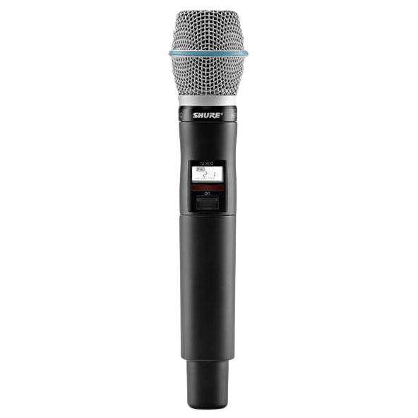 Передатчик для радиосистемы Shure QLXD2/B87A K51 держатель для микрофона shure mx400dp