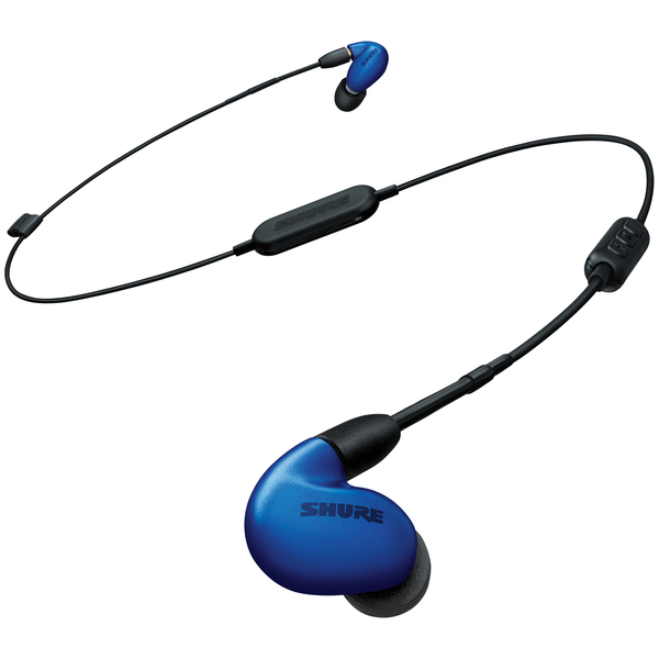 Беспроводные наушники Shure SE846+BT1-EFS Blue беспроводные наушники shure se846 bt1 efs blue