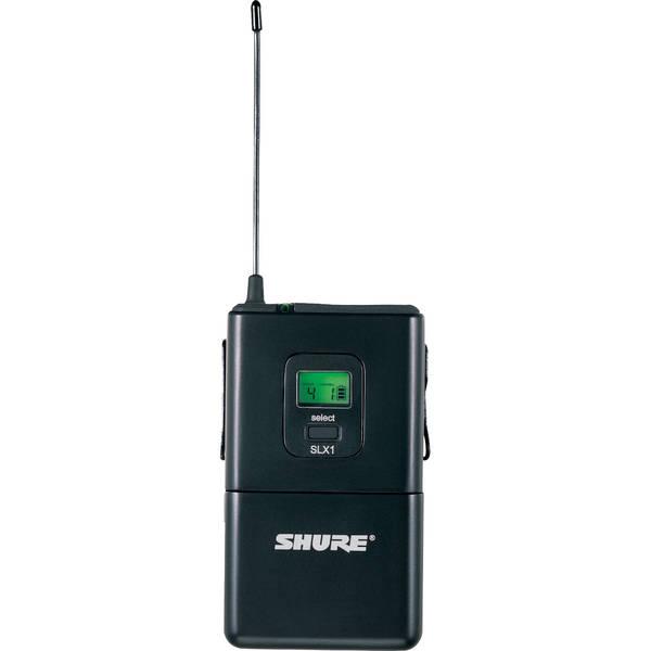 Передатчик для радиосистемы Shure SLX1 P4 цена и фото