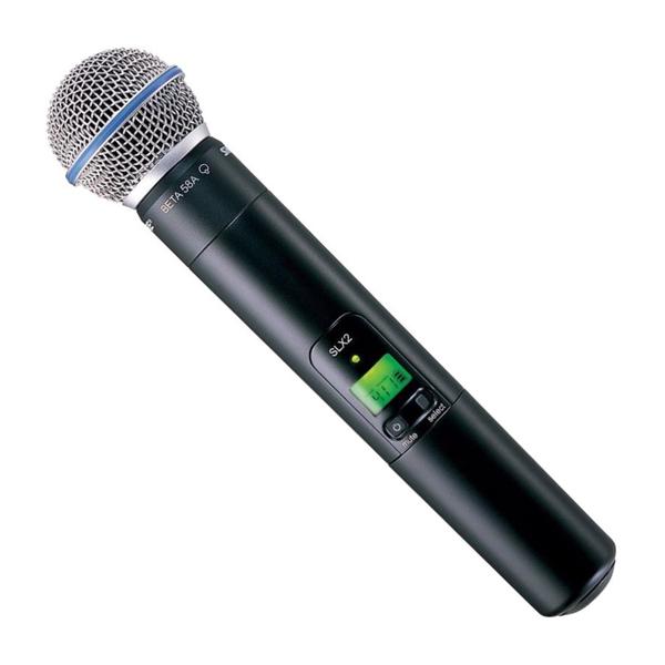 Передатчик для радиосистемы Shure SLX2/BETA58 P4 цена и фото