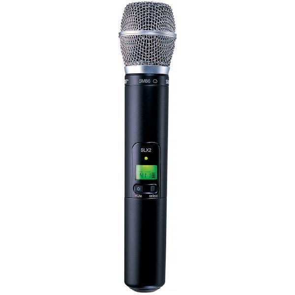 Передатчик для радиосистемы Shure SLX2/SM86 P4 цена и фото