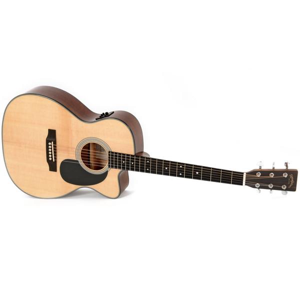 Гитара электроакустическая Sigma Guitars 000MC-1STE цена