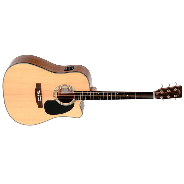 Гитара электроакустическая Sigma Guitars DMC-1STE цена
