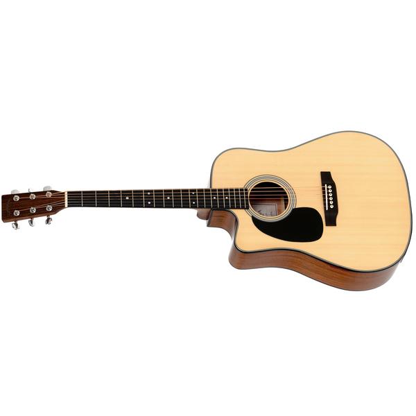 Гитара электроакустическая Sigma Guitars DMC-1STEL+ цена