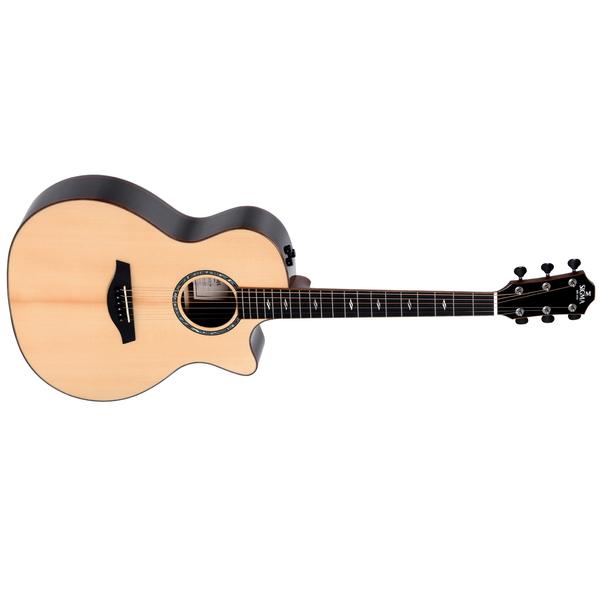Гитара электроакустическая Sigma Guitars GECE-3+ цена