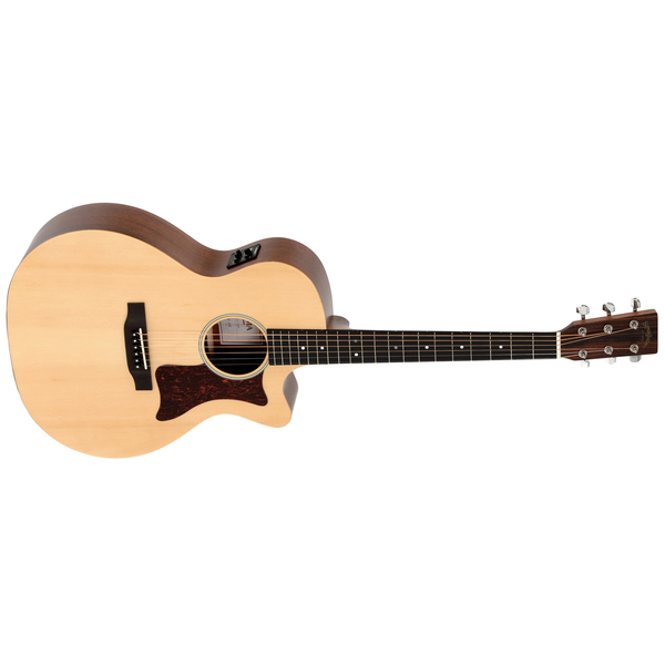 Гитара электроакустическая Sigma Guitars GMC-STE+ Natural гитара электроакустическая yamaha fgx800c natural