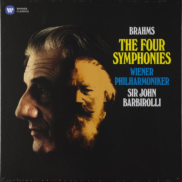 Brahms BrahmsSir John Barbirolli - : Symphonies 1-4 (4 Lp, 180 Gr) цена и фото