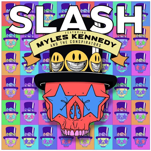 SLASH SLASH - Living The Dream (2 Lp, 180 Gr)