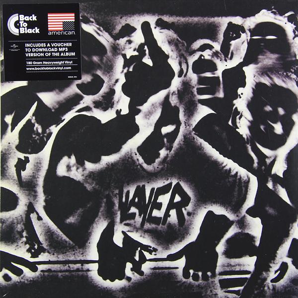 Slayer Slayer - Undisputed Attitude (180 Gr) slayer łódź