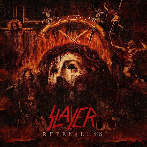 лучшая цена Slayer Slayer - Repentless