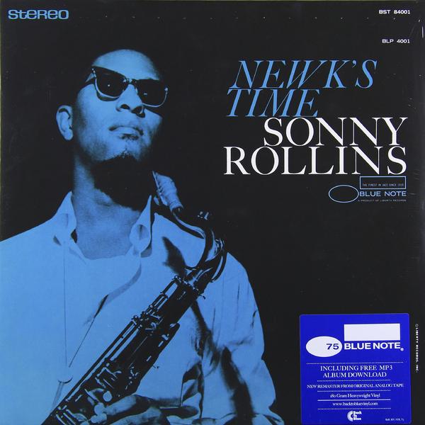 Sonny Rollins Sonny Rollins - Newk's Time (180 Gr) sonny rollins sonny rollins the sound of sonny 180 gr