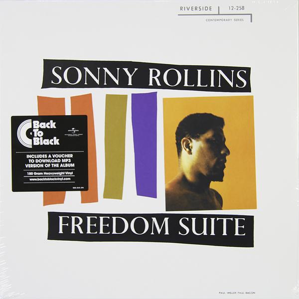 Sonny Rollins Sonny Rollins - Freedom Suite (180 Gr) sonny rollins sonny rollins the sound of sonny 180 gr