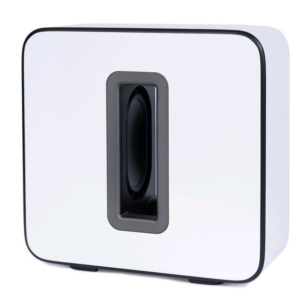 Активный сабвуфер Sonos SUB White Gloss активный сабвуфер dynaudio sub 250 ii satin white