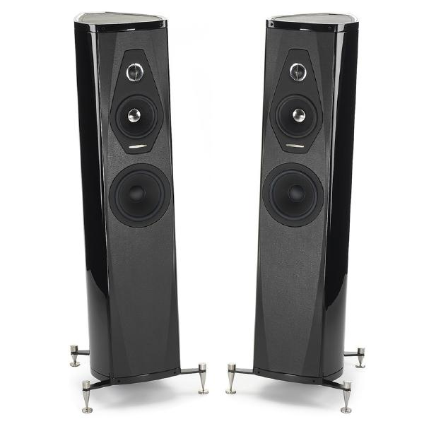 Напольная акустика Sonus Faber Olympica II Black цены