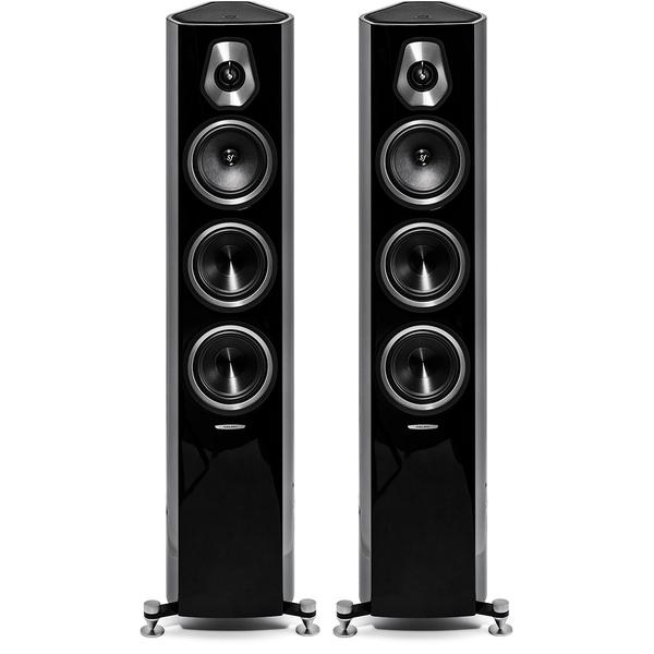 Напольная акустика Sonus Faber Sonetto III Black цены
