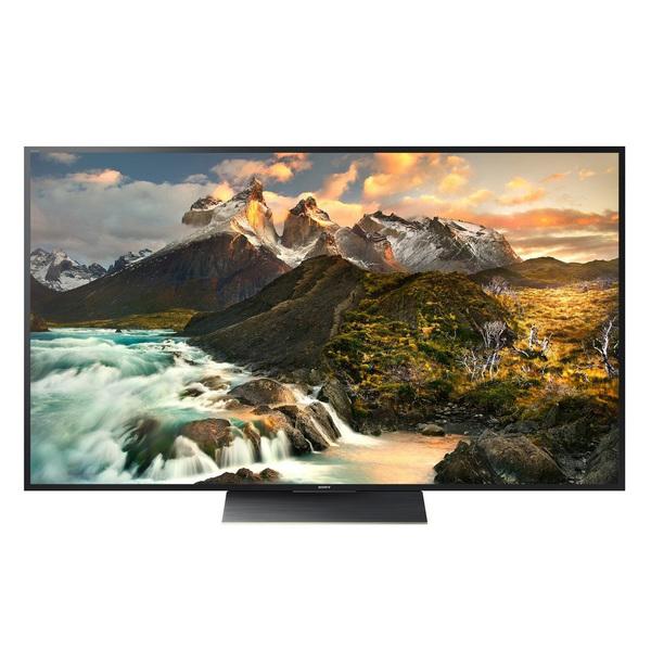 ЖК телевизор Sony KD-65ZD9 телевизор 4к что это