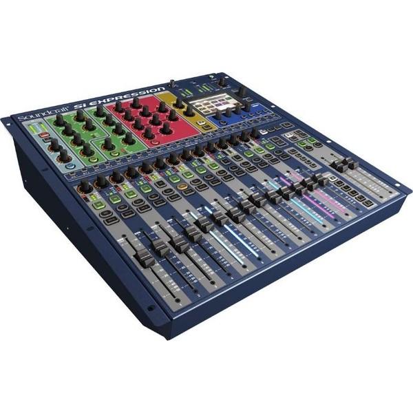 Цифровой микшерный пульт Soundcraft Si Expression 1 цифровой микшерный пульт soundcraft ui 12