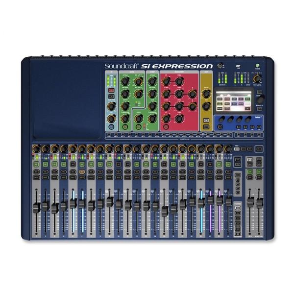 Цифровой микшерный пульт Soundcraft Si Expression 2 цифровой микшерный пульт soundcraft ui 12