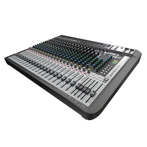Аналоговый микшерный пульт Soundcraft Signature 22MTK аналоговый микшерный пульт soundcraft signature 12