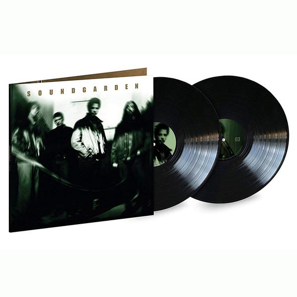 Soundgarden Soundgarden - A-sides (2 LP) цена и фото