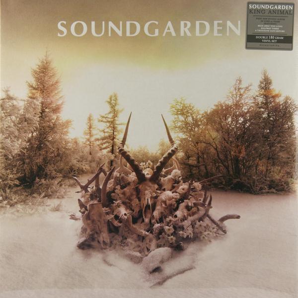 Soundgarden Soundgarden - King Animal (2 Lp, 180 Gr) цена и фото