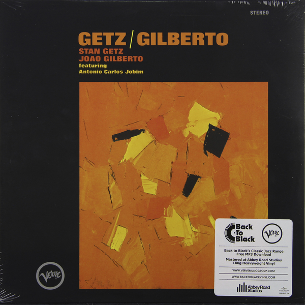 цена на Stan Getz Stan Getz And Joao Gilberto-getz/gilberto (180 Gr)