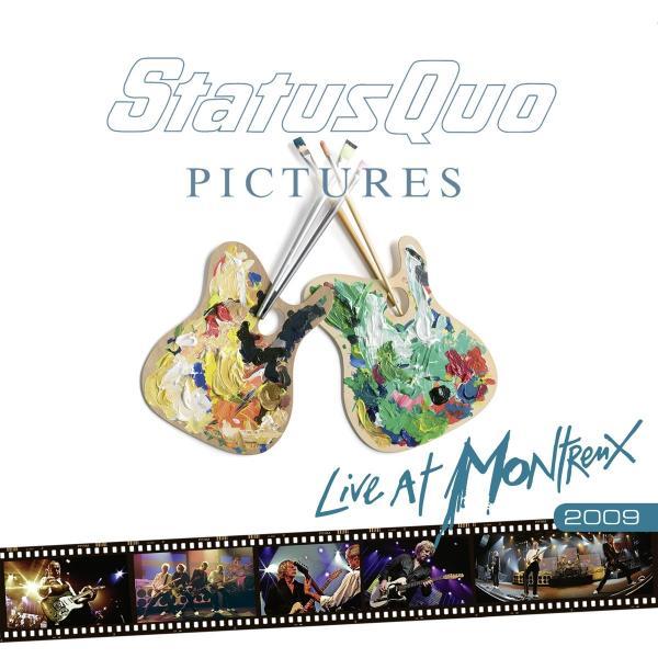 Status Quo Status Quo - Pictures: Live At Montreux (2 LP) status quo pictures live at montreux 2009 blu ray