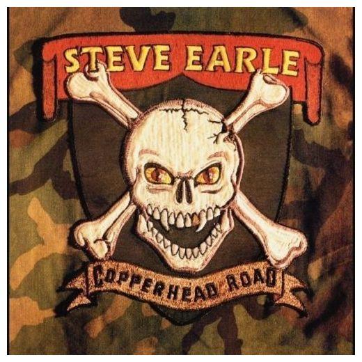 Steve Earle Steve Earle - Copperhead Road недорого