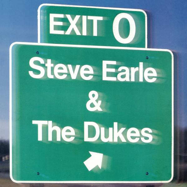 Steve Earle Steve Earle - Exit 0 недорого