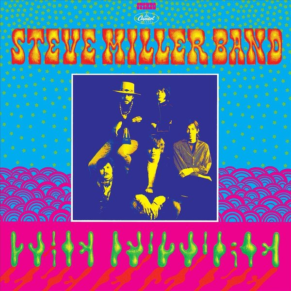 Steve Miller Steve Miller Band - Children Of The Future steve hislop hizzy the autobiography of steve hislop