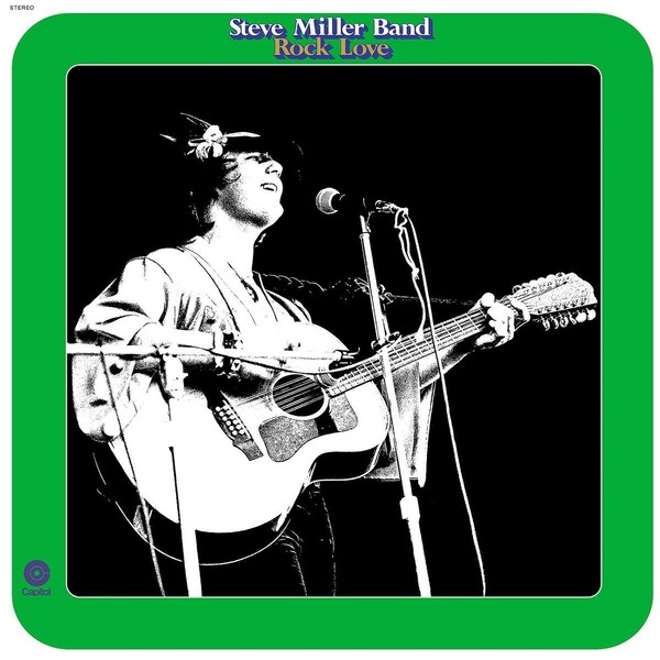 Steve Miller Steve Miller Band - Rock Love steve miller steve miller band fly like an eagle