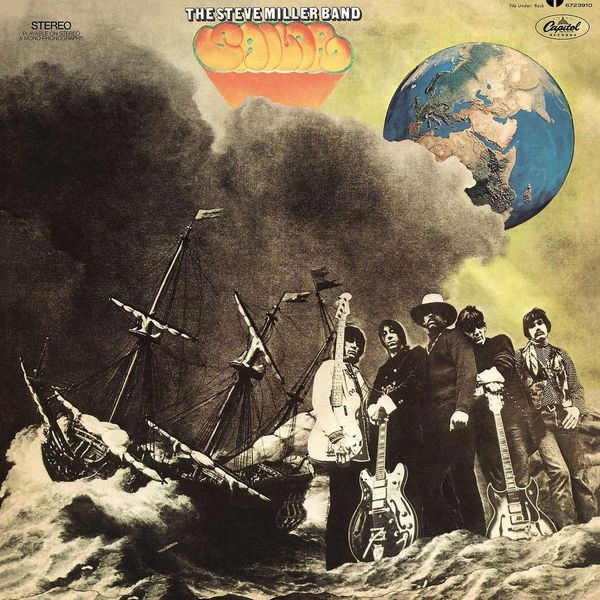 Steve Miller Steve Miller Band - Sailor steve miller steve miller band fly like an eagle