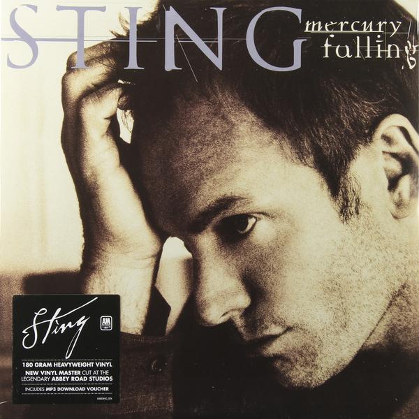 STING STING - Mercury Falling цены