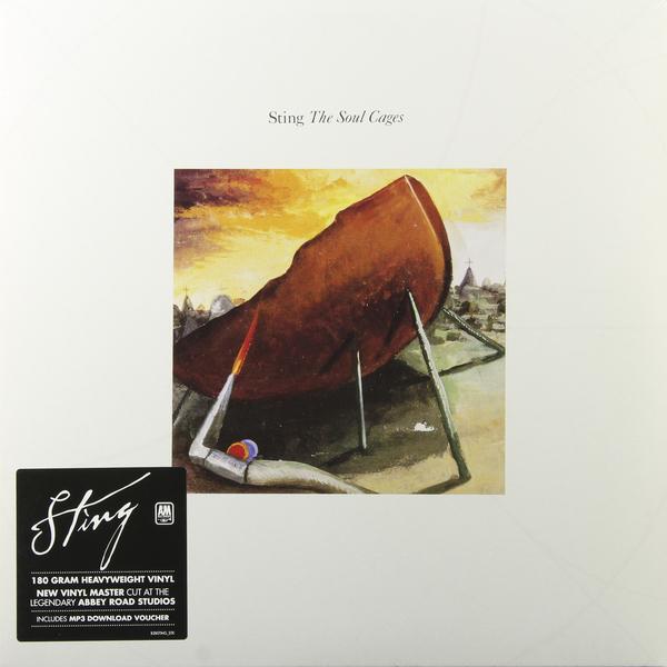 STING STING - The Soul Cages цены