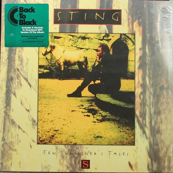 STING STING - Ten Summoner's Tales (180 Gr) цены