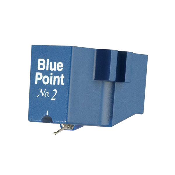 Головка звукоснимателя Sumiko Blue Point No.2 головка звукоснимателя sumiko blackbird h 2 5 mv