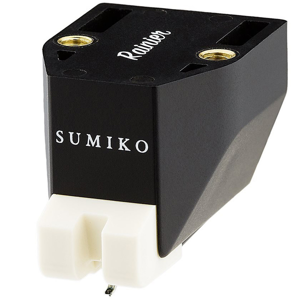 Головка звукоснимателя Sumiko Rainier головка звукоснимателя sumiko blackbird h 2 5 mv