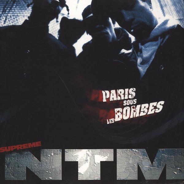 Картинка для Supreme Ntm Supreme Ntm - Paris Sous Les Bombes (2 LP)