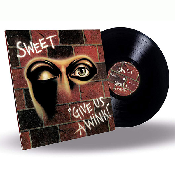 SWEET SWEET - Give Us A Wink (180 Gr) sweet sweet give us a wink new vinyl edition lp
