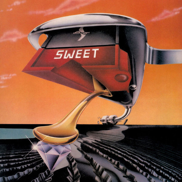 SWEET SWEET - Off The Record (180 Gr) sweet the sweet waters edge
