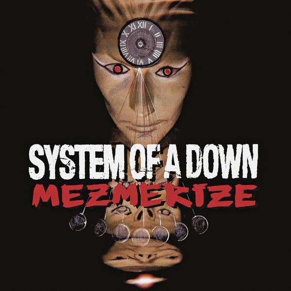 System Of A Down System Of A Down - Mezmerize цена 2017