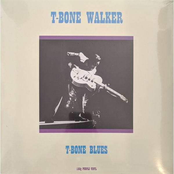 T-bone Walker T-bone Walker - T-bone Blues (180 Gr, Colour) цена