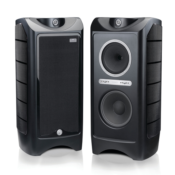 Напольная акустика Tannoy Kingdom Royal Carbon Black tannoy dvs 4t wh