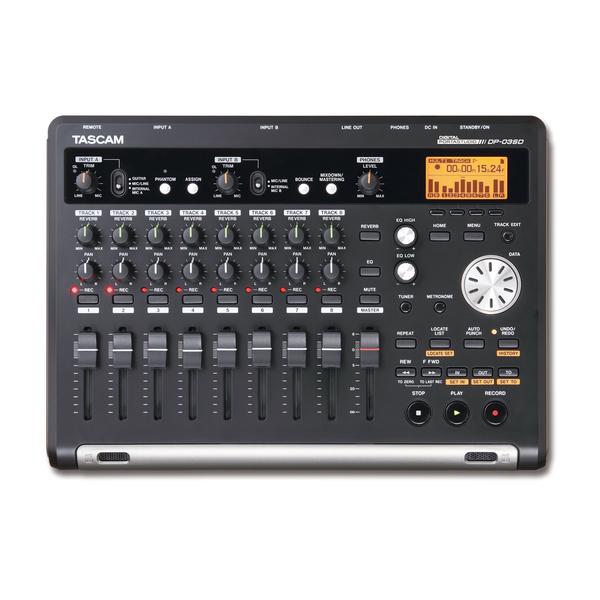 купить Портастудия TASCAM DP-03SD по цене 31569 рублей