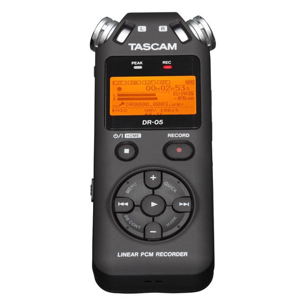 цена на Портативный рекордер TASCAM DR-05