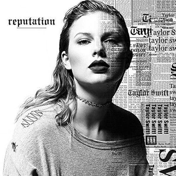 Taylor Swift Taylor Swift - Reputation (2 LP) taylor swift melbourne